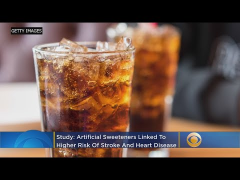 Diet Beverages Linked To Increased Stroke Risk & Heart Attacks