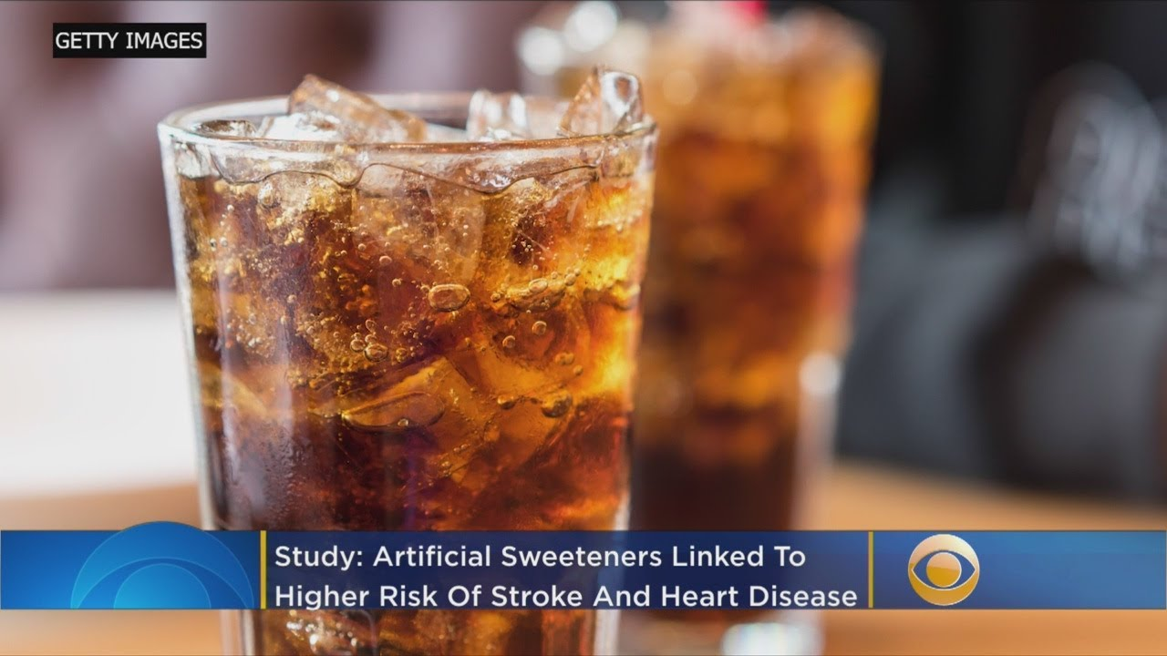 Drinking Two or More Diet Sodas a Day Increases Likelihood of Strokes, Heart ...