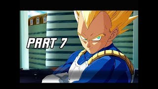 Dragon Ball FighterZ Walkthrough Part 7 - VEGETA (DBFZ Let's Play Commentary)
