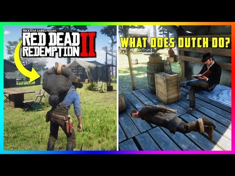 What Happens If Arthur Morgan Brings An O'Driscoll Back To Camp In Red Dead Redemption 2? (RDR2) thumbnail