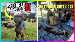 What Happens If Arthur Morgan Brings An O'Driscoll Back To Camp In Red Dead Redemption 2? (RDR2)