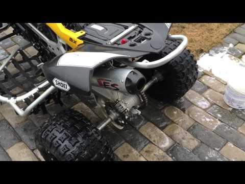 Квадроцикл BRP DS 450