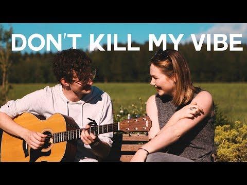 """Don't Kill My Vibe"" - Sigrid Live Acoustic Cover (Kim Leitinger & Johannes Weber)"