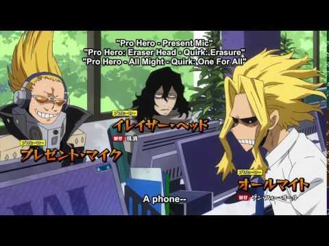 Boku No Hero Academia Episode 31   All Might Rington 1