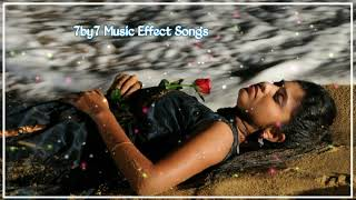 துணிமேலே காதல் குறியை || Super Sad Songs Echo Recording 💞 757
