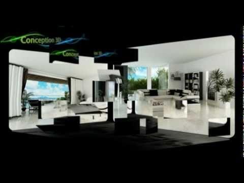 art com media, conception 3D, architecture 3D, menuiserie décorative, fabrication de stands