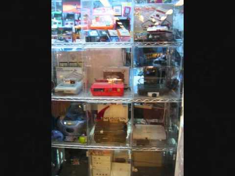 Bangkok Retro Gaming Stores