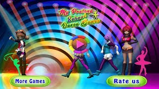 My Pretend School Dance Games