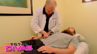 Brie Bella takes Daniel Bryan to an acupuncturist: Total Divas, Oct. 5, 2014