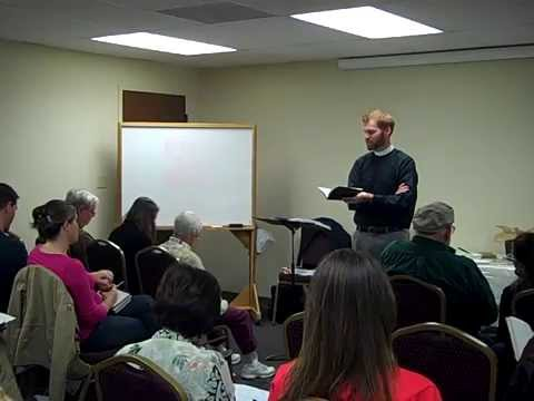 Session 1 - Introduction to the Catechumenate