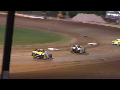 Plymouth Dirt Track B Mod Heats 8-23-2019