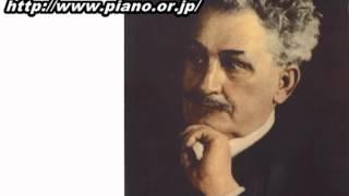 L.ヤナーチェク/ピアノ・ソナタ「1905年10月1日の街角で」 第1楽章