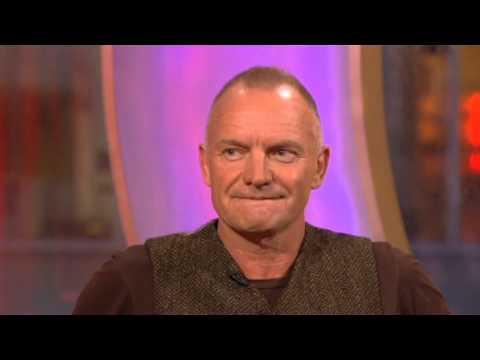 Sting A Practical Arrangement BBC The One Show 2013