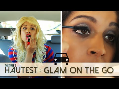 Glam on the Go / Tube's Hautest // I love makeup.