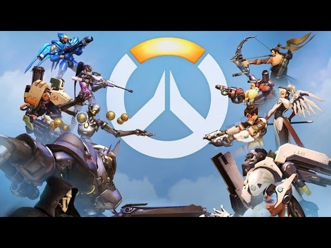 Get Competitive! | Overwatch Competitive LATE NIGHT - The Official Gaming Hub Live Stream -