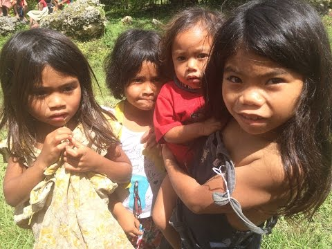 Free the Matigsalug children from hunger