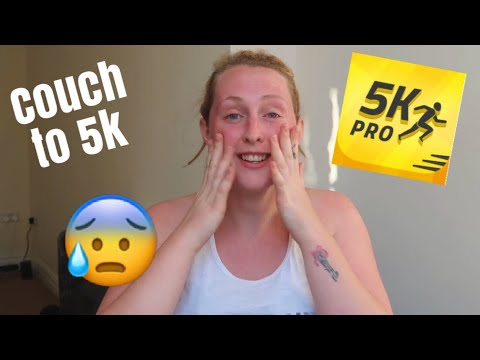 Couch to 5K 😱 | MY FIRST RUN | FITNESS JOURNEY