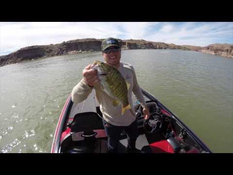 ute lake fishing report