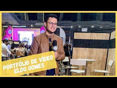 📺 Portfólio de Repórter e Apresentador do jornalista Eldo Gomes   @SBT Brasília