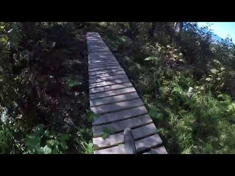 Закрытие велосезона на горном воздухе.Сахалин.2018