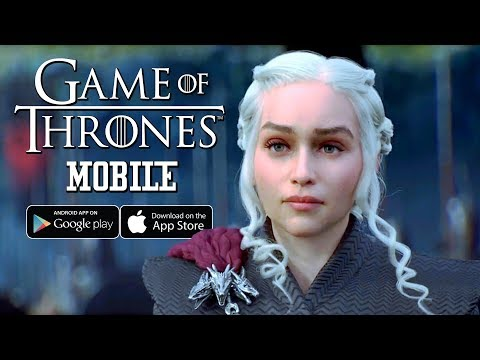 Game Of Thrones Mobile (Tencent) Winter is Coming - Beta Gameplay (Android/IOS)
