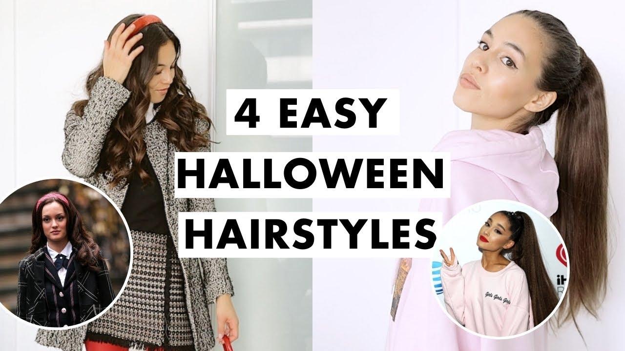 Last Minute Halloween Hairstyles   Luxy Hair