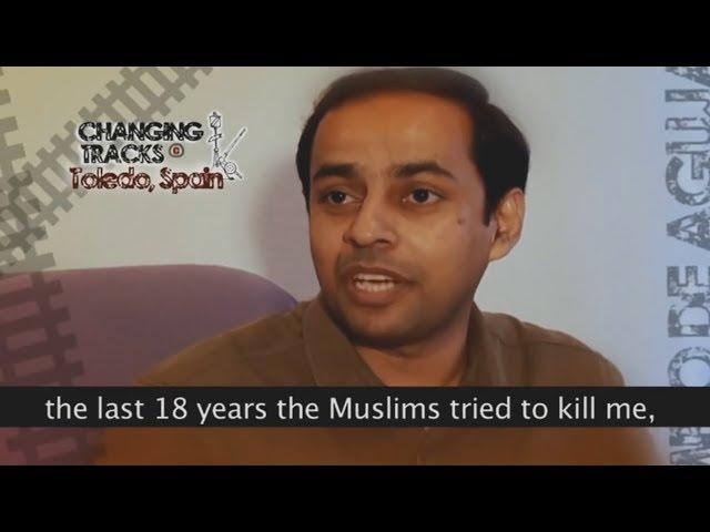 Ex Muslim Imam says Jesus Christ is the Word & Spirit of God & Muhammad is a false prophet.