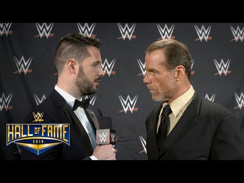 Shawn Michaels talks his new haircut & Jeff Jarretts return: Exclusive, April 6, 2018