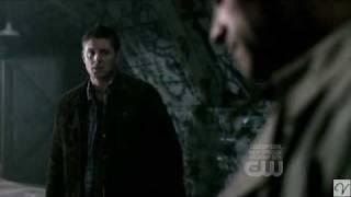 Misha Collins as Castiel - Supernatural 4x01