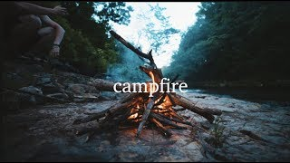 campfire | Sony A7 + DJI Spark