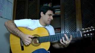 Too Much Heaven (Bee Gees) - Fingerstyle Guitar (Marcos Kaiser) #11