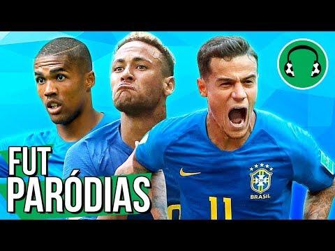 ♫ BRASIL 2x0 COSTA RICA: NO SUFOCO! | Paródia Acabou Acabou - Gabriel Diniz