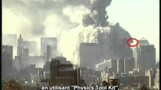 High Speed Massive Projectiles from the WTC by David Chandler - sous-titres français