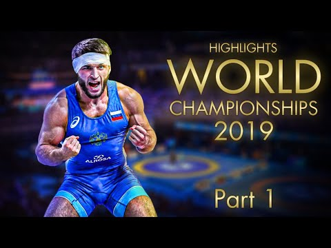 World Championships 2019 Highlights | Part 1 | WRESTLING