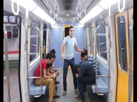 Harlem Shake (Egypt Metro Line)