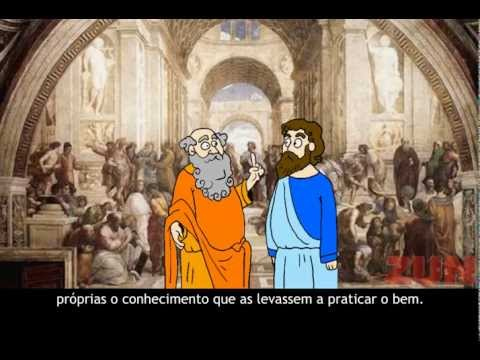 PRINCIPAIS IDEIAS DE SÓCRATES