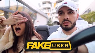 FAKE UBER PARTEA 2 *AM AGATAT UN MODEL*