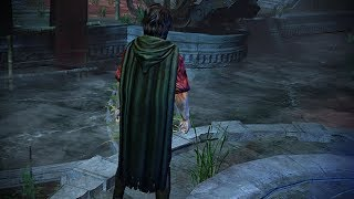 Path of Exile: Green Hooded Cloak