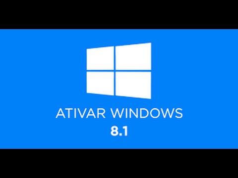 ativar windows 8.1 pro build 9600 permanente
