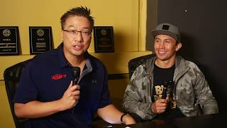 Golovkin gives unfiltered interview about Canelo fight, Adalaid Byrd, future fights