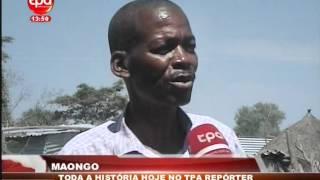Jornal Nacional Angola - Maongo