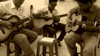 Gimme Gimme Gimme_Hoa tau guitar
