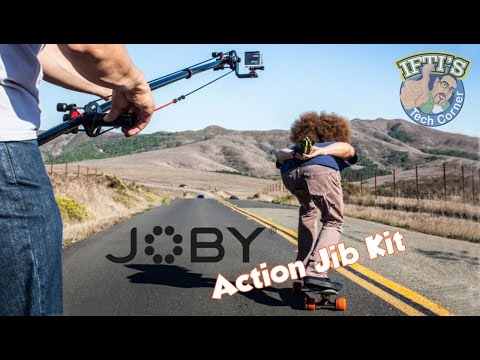 Joby Jib Kit & Pole Pack for GoPro/Sony/Contour - REVIEW
