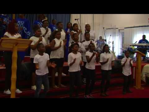 SERMON BY LADY PASTOR EUNICE DADZIE CHRIST REFORMED EVANGELICAL CHURCH