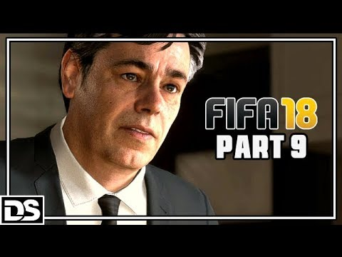 FIFA 18 The Journey 2 Gameplay Deutsch #9 - Ich zu Real Madrid?! - Let's Play FIFA 18 German