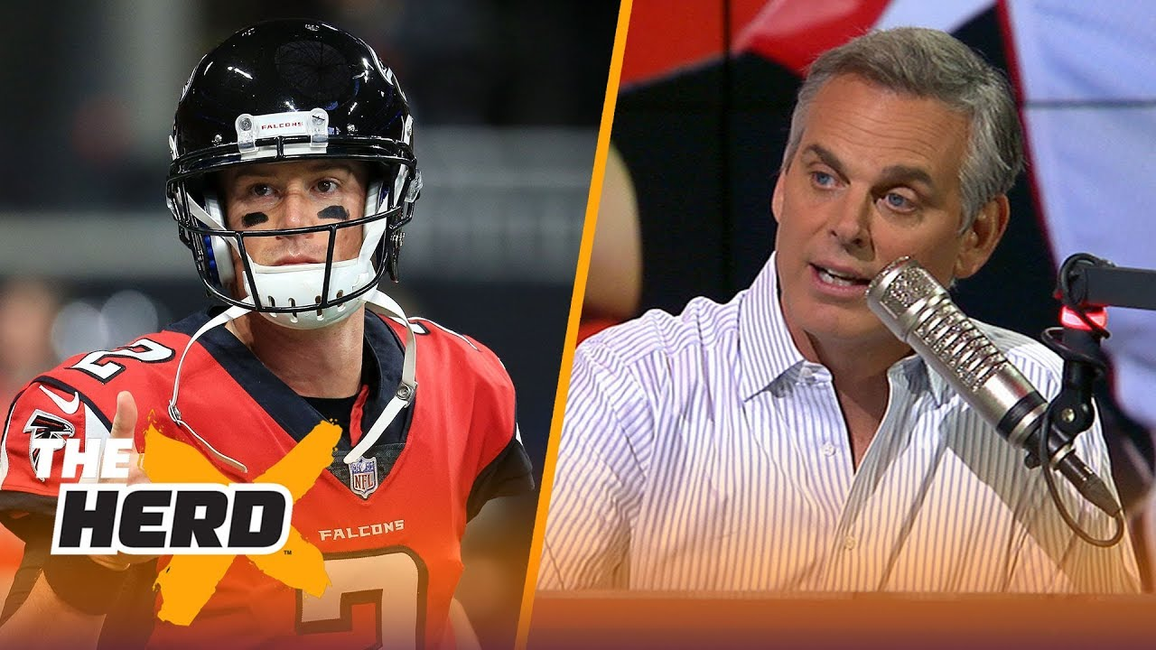 Colin Cowherd's 2018 NFC South preseason predictions | NFL | THE HERD