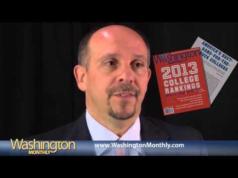 Jamie Merisotis on college accountability measures