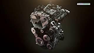 Le moteur Ford 1.5 litre EcoBoost 3 cylindres turbocompressé débite 200 ch