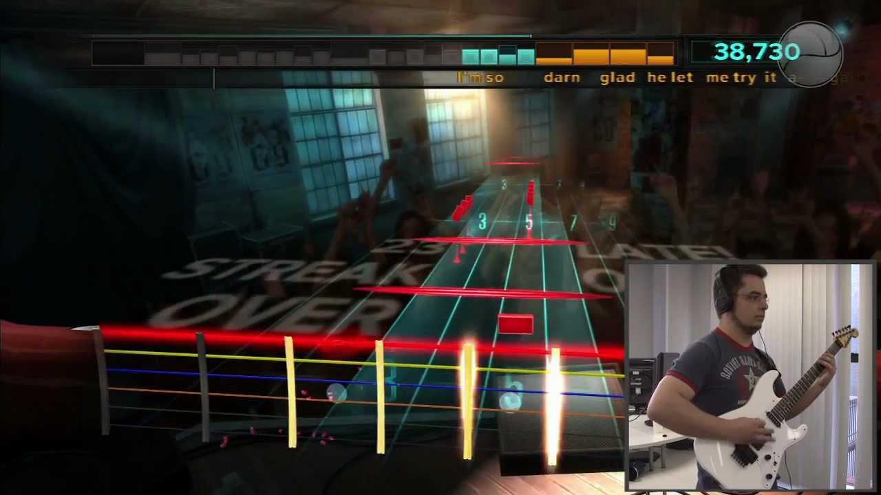 Videoanlise Rocksmith PS3 Xbox 360 PC Baixaki Jogos YouTube