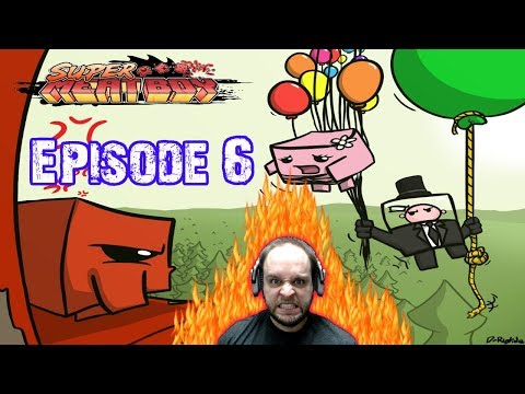 I Don't Know What Life Means Anymore... - Super Meat Boy - Gameplay [#06]